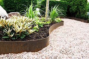 Planteringskanter